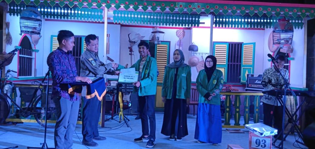 Penghargaan Mahasiswa Terbaik dalam rangka MILAD ke-64 UMJ