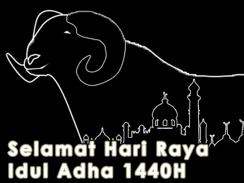 Selamat Hari Raya Idul Adha 1440H